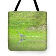 Blue Heron Tote Bag