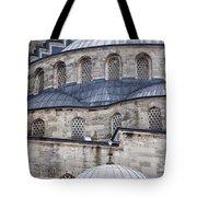 Blue Mosque 01 Tote Bag
