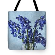 Bluebells 1 Tote Bag