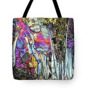 Blueschist Tote Bag