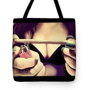 Blunted Tote Bag