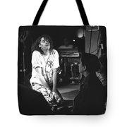 Bob Geldof Tote Bag