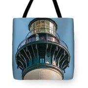 Bodie Island Lighthouse Obx Cape Hatteras North Carolina Tote Bag