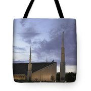 Boise - Mormon Temple Tote Bag