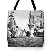 Bonhomme Richard, 1779 Tote Bag