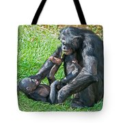 Bonobo Adult And Baby Tote Bag