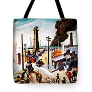 Boomtown Tote Bag