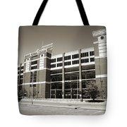 Boone Pickens Stadium Tote Bag