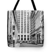 Boston Downtown Tote Bag