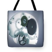 Brain Mechanism Tote Bag