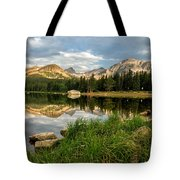 Brainard Lake Reflections Tote Bag
