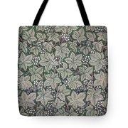 Bramble Wallpaper Design Tote Bag