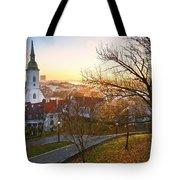 Bratislava. Tote Bag