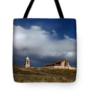 Braving The Elements Tote Bag