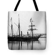 Brazilian Steamship, 1863 Tote Bag
