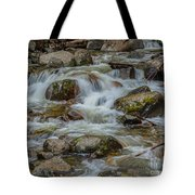 Bridalveil Creek Yosemite Tote Bag