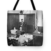 Bridges Deportation Hearing Tote Bag