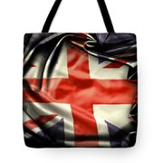 British Flag 10  Tote Bag