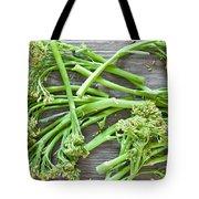 Broccoli Stems Tote Bag