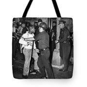 Brooklyn Riots, 1964 Tote Bag