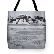 Brown Bluff, Antarctica Tote Bag