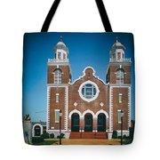 Brown Chapel In Selma Alabama Tote Bag