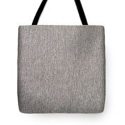 Brown Material Tote Bag