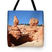 Bryce Canyon Hoodoos Tote Bag