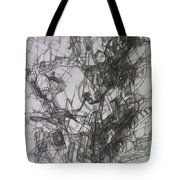 bSeter Elyion 26 Tote Bag by David Baruch Wolk