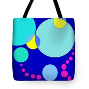 Bubble Two Tote Bag