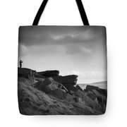 Buckstone Edge Tote Bag