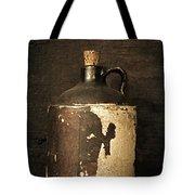 Buddy Bear's Little Brown Jug Tote Bag