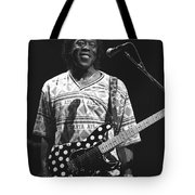 Buddy Guy Tote Bag