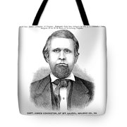 Buffalo Lithia Water, 1890 Tote Bag