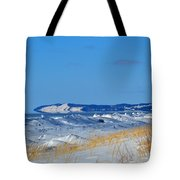 Building Ice Tote Bag