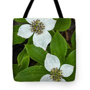 Bunchberry Tote Bag