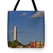 Bunker Hill Monument - Boston Tote Bag
