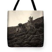 Burg Sooneck Am Rhine Tote Bag