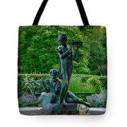 Burnett Fountain Tote Bag