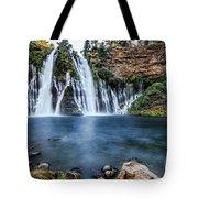 Burney Falls Tote Bag