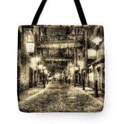 Butlers Wharf London Vintage Tote Bag