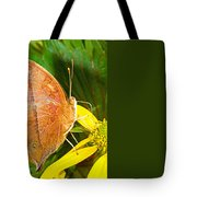 Butterfly Mimicry Tote Bag