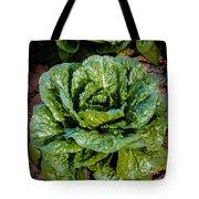Butterhead Lettuce Tote Bag
