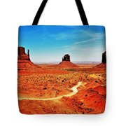 Buttes Tote Bag