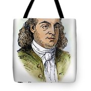 Button Gwinnett (1735-1777) Tote Bag