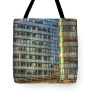 Bvg Building Tote Bag