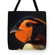 Cabots Tragopan Pheasant Tote Bag
