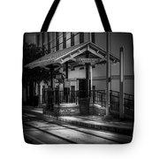 Cadrecha Plaza Station Tote Bag