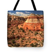 Calf Creek Canyon Red Rocks Tote Bag
