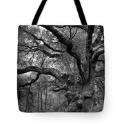 California Black Oak Tree Tote Bag